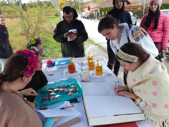 výsadba Rodovej lipovej aleje vo Vinosadoch